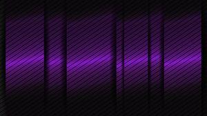 Превью обои абстракция, линии, фиолетовый