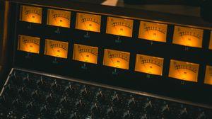 Превью обои аппаратура, звукозапись, музыка