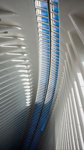 Превью обои архитектура, потолок, дизайн, минимализм