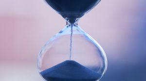 Превью обои часы, песок, время