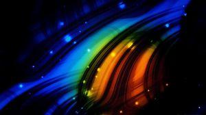 Превью обои цвета, абстракция, точки