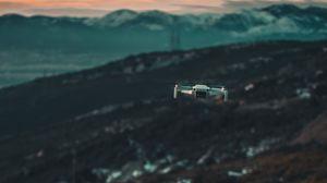Превью обои дрон, квадрокоптер, летательный аппарат, устройство, технологии