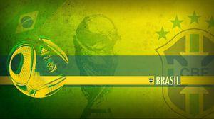 Превью обои fifa, футбол, кубок, бразилия, world cup