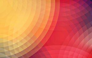 Превью обои форма, свет, абстракция, яркий