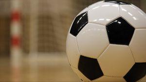 Превью обои футбольный мяч, футбол, спорт