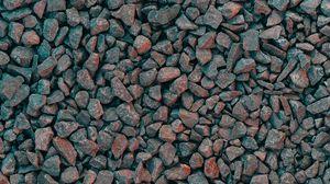 Превью обои камни, галька, гравий, текстура