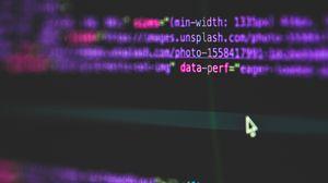 Превью обои код, программирование, текст, ссылка, строки, символы
