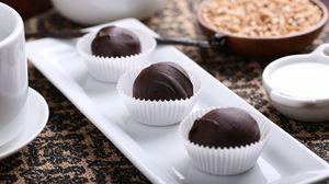 Превью обои конфеты, шоколад, сладости
