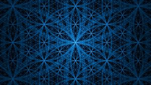 Превью обои круги, неон, свет, текстура