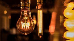 Превью обои лампа, освещение, электричество