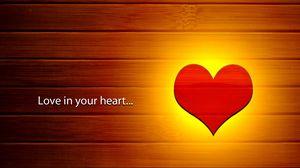 Превью обои любовь, сердце, огонь, чувства