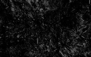 Превью обои мрак, чёрно-белое, абстракция, чёрный фон