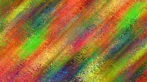 Превью обои пятна, разводы, разноцветный, полосы, текстура