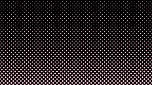 Превью обои пиксели, полутон, точки, ромбы, градиент