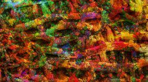 Превью обои разноцветный, арт, пятна