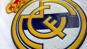 Превью обои реал мадрид, футбольный клуб, испания, флорентино перес