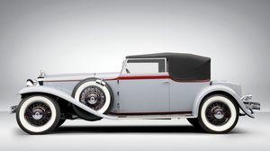 Превью обои 1931, stutz, dv32, convertible, victoria, rollston, luxury