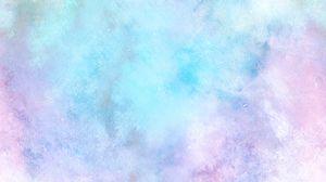 Превью обои акварель, краска, разводы, абстракция, нежный