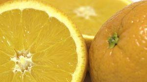 Превью обои апельсин, цитрус, фрукт