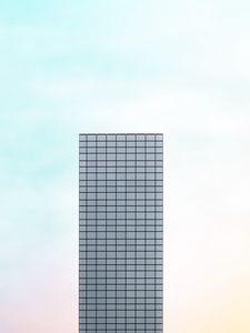Превью обои башня, здание, архитектура, минимализм