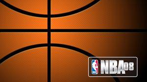 Превью обои баскетбол, нба, мяч, спорт, полосы