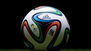 Превью обои brazuca, 2014, world cup, адидас, мяч, футбол