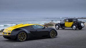 Превью обои bugatti, grand sport, vitesse