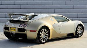 Превью обои bugatti, veyron, авто, стиль