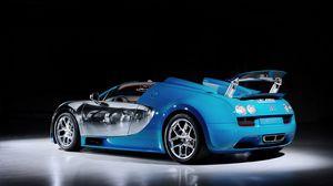 Превью обои bugatti veyron, бугатти, supercar, 16-4, grand, sport, vitesse, meo, costantini
