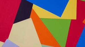 Превью обои бумага, разноцветный, абстракция