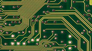 Превью обои чип, микросхема, компонент, детали