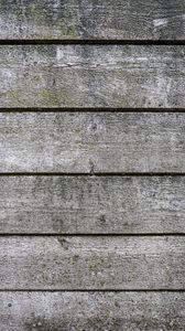 Превью обои дерево, доски, поверхность, текстура, серый