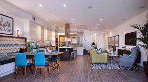 Превью обои дизайн, интерьер, гостиная, мебель