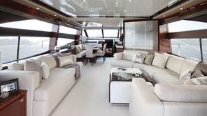Превью обои дизайн, люкс, яхта, saloon, интерьер, стиль