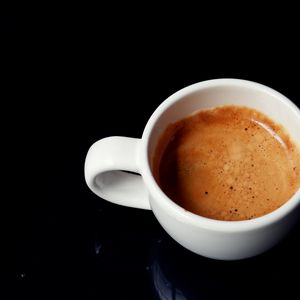 Превью обои эспрессо, кофе, чашка, напиток