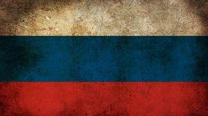 Превью обои флаг, текстура, фон, россия, символика