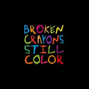 Превью обои фраза, слова, разноцветный