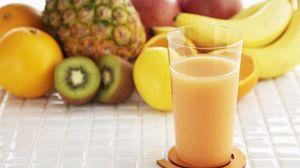 Превью обои фрукты, сок, свежий