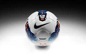 Превью обои футбол, nike, football, мяч, barclays premier league, спорт, премьер-лига