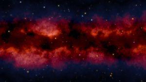 Превью обои галактика, созвездия, космическое пространство