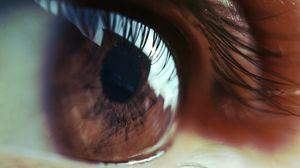 Превью обои глаз, зрачок, ресницы, макро