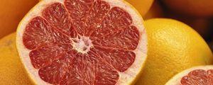 Превью обои грейпфрут, цитрус, фрукты, желтый