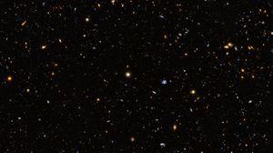Превью обои хаббл, созвездия, галактика, блеск, космос