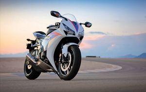 Превью обои honda, cbr, 1000rr, 2012, мотоцикл