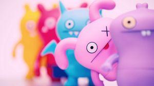 Превью обои игрушки, креатив, разноцветный, коллекция