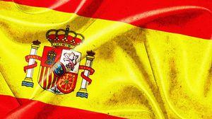 Превью обои испания, герб, флаг