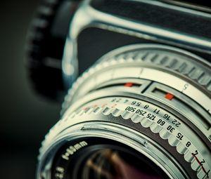 Превью обои камера, объектив, оборудование