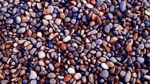 Превью обои камни, гравий, поверхность