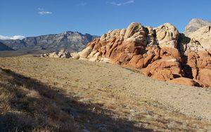 Превью обои каньон, скалы, пустыня, природа, пейзаж
