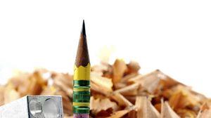 Превью обои карандаш, точилка, ластик